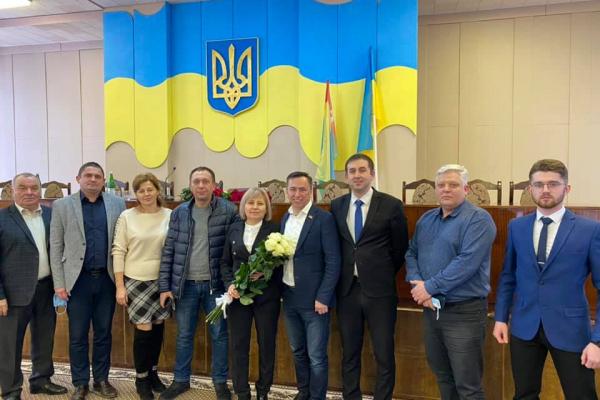 Відомо хто очолить Кременецьку районну раду