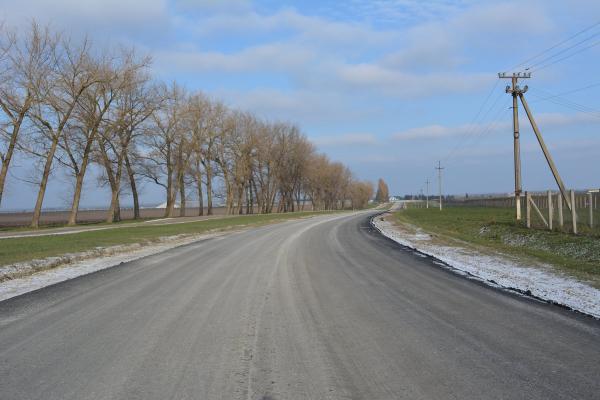 На Тернопільщині почали відновлювати одну з доріг