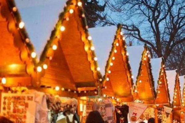 11 грудня у Тернополі запрацює «Файне зимове містечко 2021»