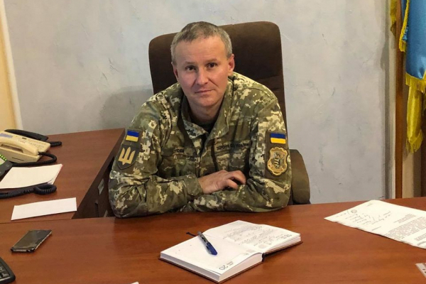 На Тернопільщині новий військовий комісар
