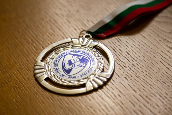 Спортсменка з Тернополя стала срібною призеркою Європи з боксу