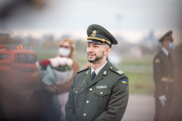 Військового з Тернопільщини нагородили орденом «За мужність»