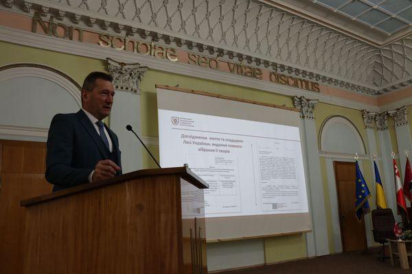 У волинському виші ректор розповів про здобутки у 2020 році