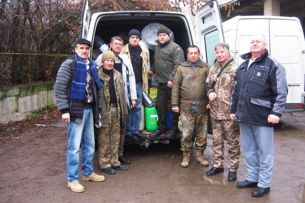 Тернопільська обласна ГО «Волонтери Тернопільщини» вже в дії