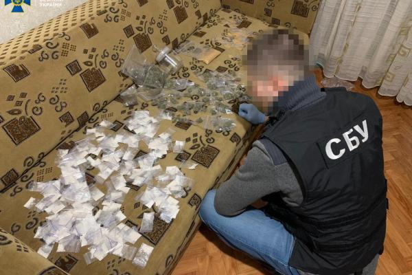 СБУ затримала учасників міжрегіонального угруповання, яке збувало наркотики у 15 областях України