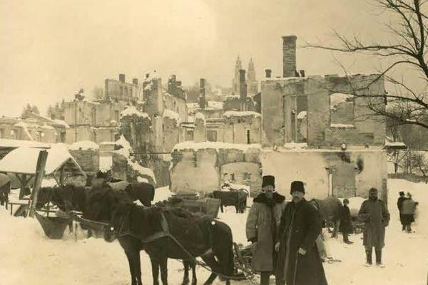 Місто Бучач на столітніх фото