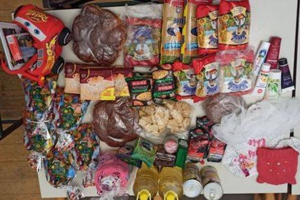 Бережанці активно долучаються до акції «Нагодуй бідного», яку проводить «Карітас»
