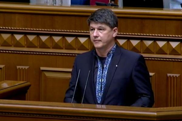 Новообраний депутат з Тернополя очолив підкомітет Верховної Ради з питань морської політики та безпеки