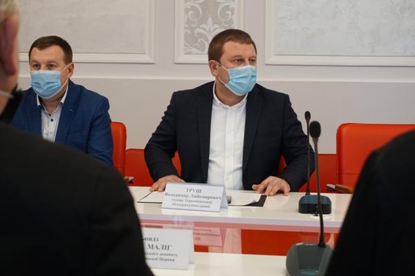 Священослужителів Тернопільщини закликали дотримуватися карантинних обмежень під час свят