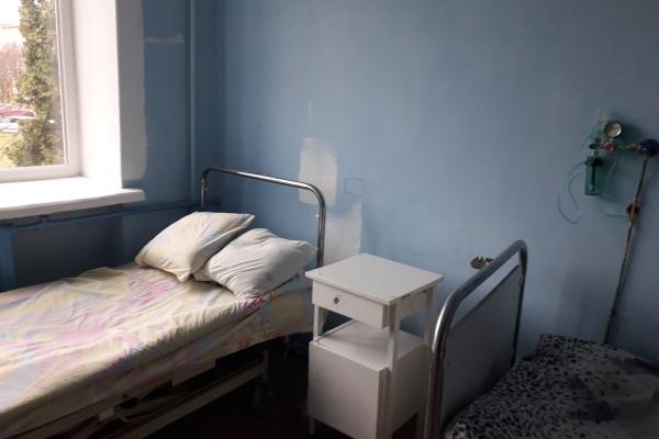 На Тернопільщині волонтери ремонтують палати у лікарні