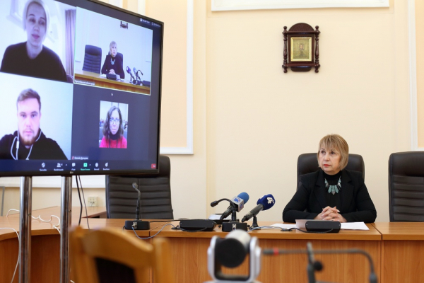 Тернополянам презентували онлайн-проєкт «Донет на апгрейт»
