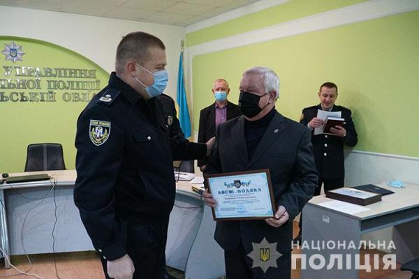 У Тернополі привітали ветеранів напередодні свята
