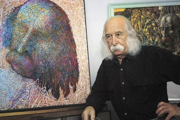 В Іспанії випустили марку, присвячену художнику з Тернопільщини Івану Марчуку