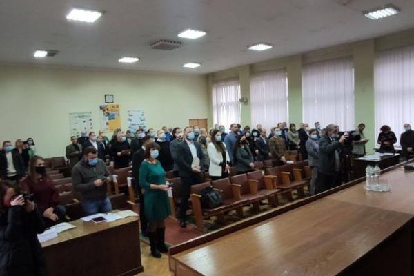 Сім районних рад Тернопільщини почали розформовувати
