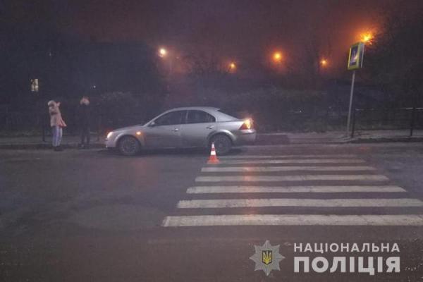 У Тернополі ДТП: під колесами авто опинився 53-річний чоловік