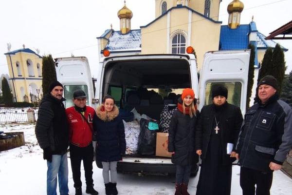 Плідна співпраця Микулинецької громади та теребовлянських волонтерів, що на Тернопіллі
