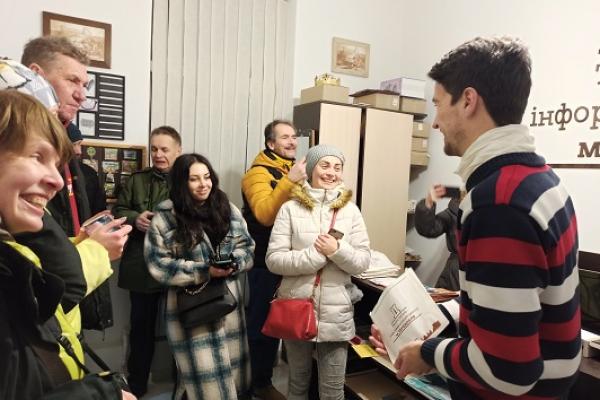 На Тернопіллі відбувся блог-тур