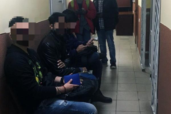 У Тернополі виявили чотирьох нелегалів
