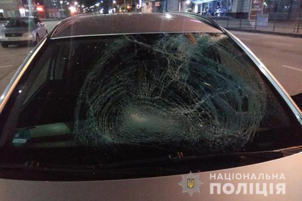 У Тернополі ДТП: під колесами авто загинув 50-річний чоловік