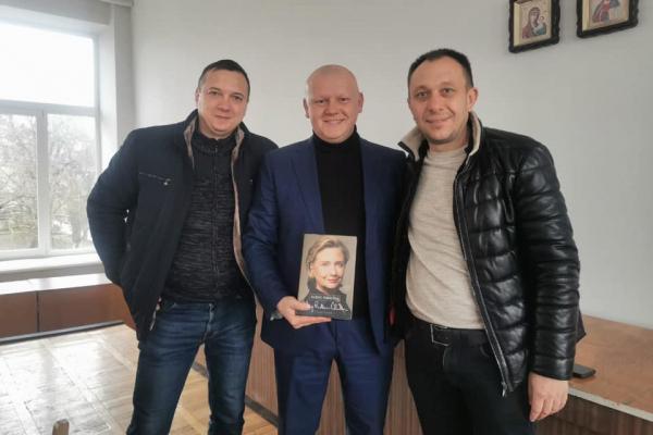 Нардеп Ігор Василів хоче долучитися до розвитку Збаразької громади