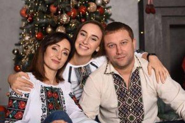 Голова Тернопільської ОДА вперше розповів про свою родину