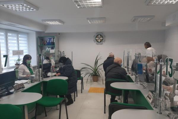 У Тернополі відкрили оновлений сервісний центр Головного управління Пенсійного фонду