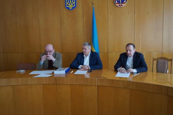 На Тернопільщині працюють над проєктом Регіонального плану управління відходами