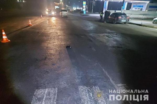 Неподалік Тернополя трапилася автопригода: 14 дівчинку доправили у реанімацію