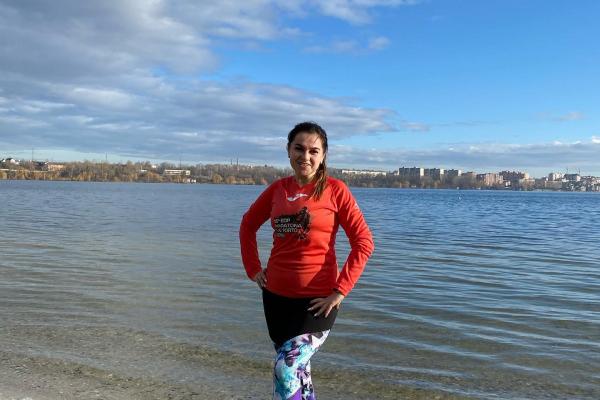 Жителька Тернополя за рік пробігла майже 4 тисячі кілометрів