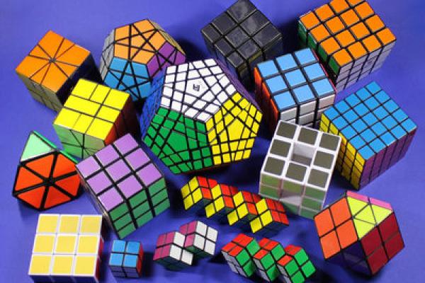 На Тернопільщині відбувся Чемпіонат Cube Fest