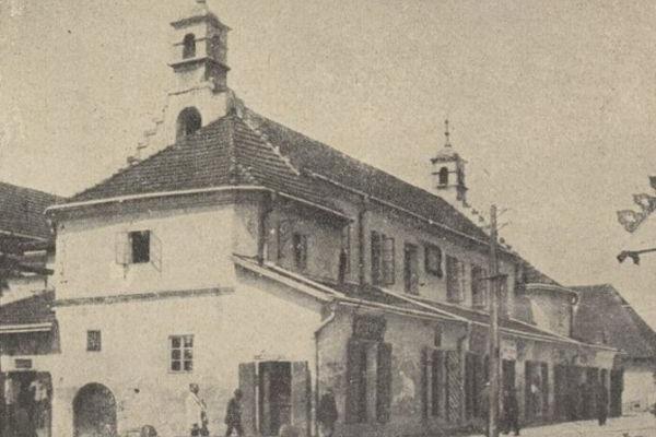 Замки Тернопільщини на фото львівських журналістів 1925 року
