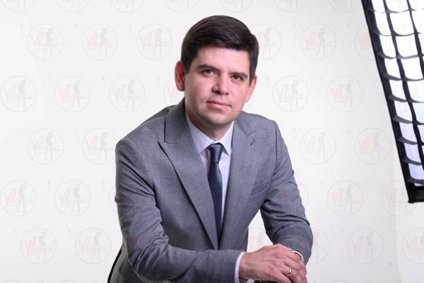 Вітання з Різдвом керівника ТМ «СлаваАвто» Миколи Городецького