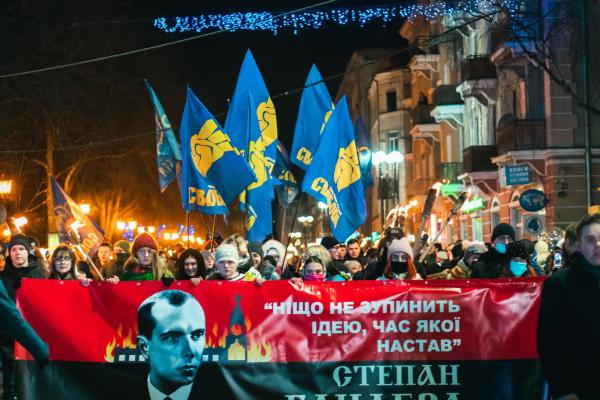 Сергій Надал: «Ми повернемо Степану Бандері заслужене звання Героя України»