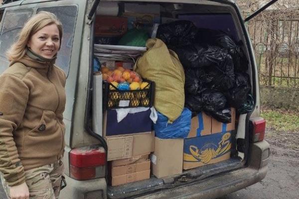Тернопільські волонтери передали допомогу військовим