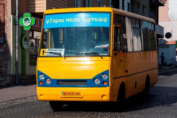 Як курсуватиме громадський транспорт на Чортківщині під час локдауну?