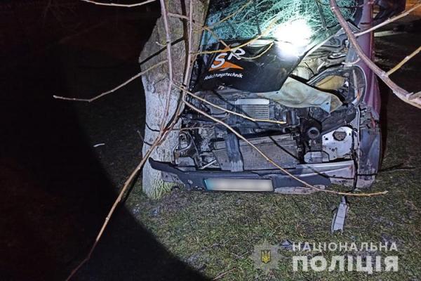 На Тернопільщині ДТП: жінка загинула на місці