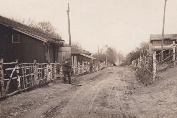 Село Чабарівка та його жителі на фото 1917 року