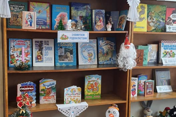 Дитячу бібліотеку у Копичинцях хочуть перенести, щоб поселити там молодіжну раду