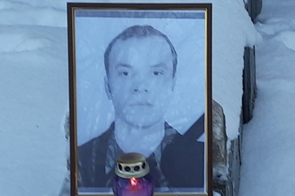 «Його смерть не була даремною»: у Тернополі вшанували пам'ять військового