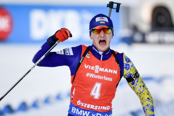 Біатлоніст Дмитро Підручний виступить на сьомому етапі Кубка світу з біатлону