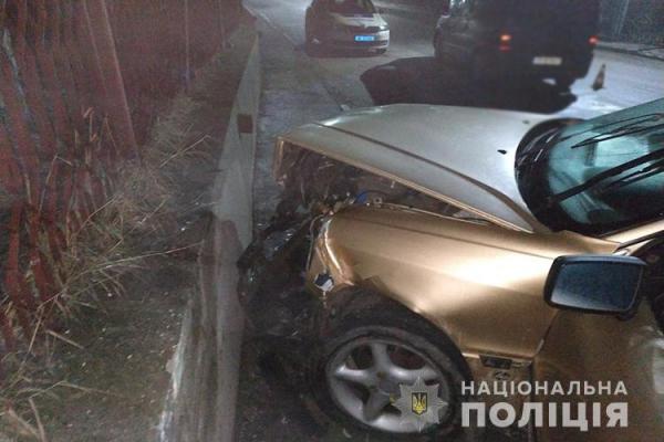 ДТП: на Тернопільщині загинув 65-річний водій