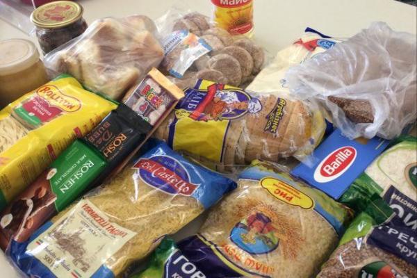 Жителі Бережан активно долучаються до акції «Нагодуй бідного»