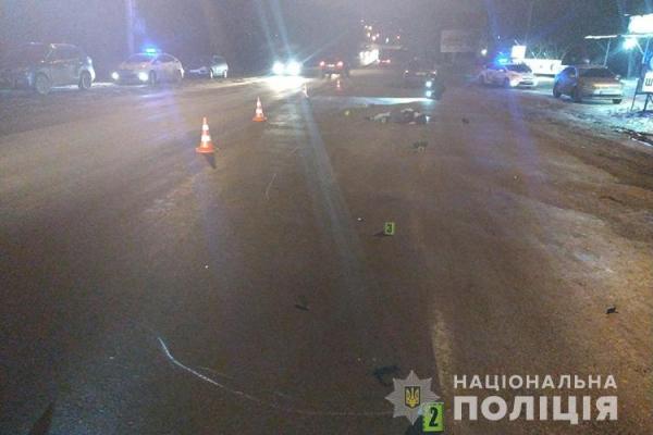 ДТП: у Тернополі розшукують водія, який причетний до смертельної аварії