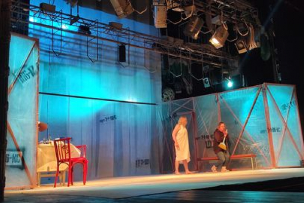 Прем'єру вистави «Одного разу в морзі» покажуть у Тернополі 6 лютого
