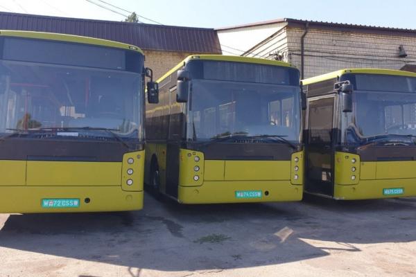 Для Тернополя закупить 15 великих автобусів та 30 тролейбусів (Відео)