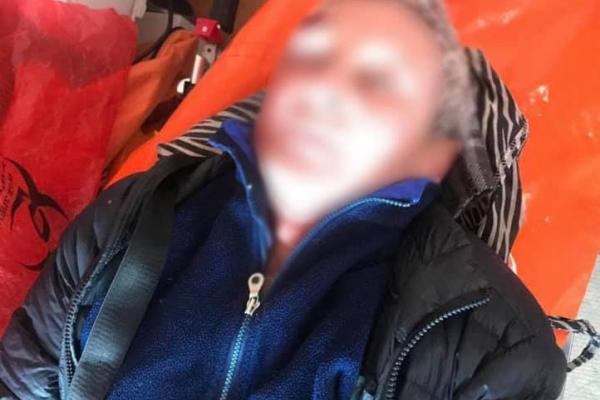 «Не розумів де знаходиться, та що з ним трапилось»: у Тернополі госпіталізували пенсіонера