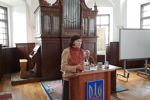 Царина літературної творчості Марії Назар