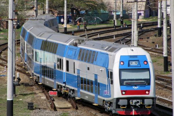 «Укрзалізниця» планує запустити швидкісний поїзд Skoda через Тернопіль