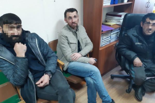 На Тернопільщині виявили трьох нелегальних мігрантів