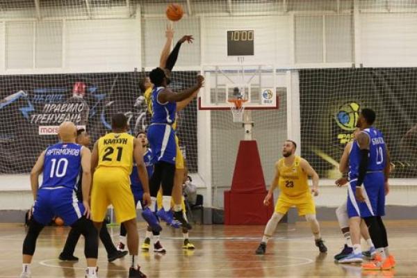 Баскетбольний клуб «Тернопіль» здобув перемогу над суперниками з Одеси